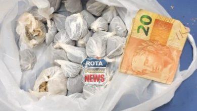 Photo of Traficante confunde PM com usuário de drogas e acaba preso em Vilhena