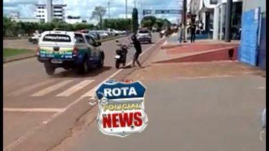 Photo of Urgente: viaturas da Polícia Militar são mobilizadas e homem é preso em Rolim de Moura