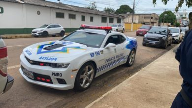 Photo of Camaro é cedido à PM de Rondônia por Justica