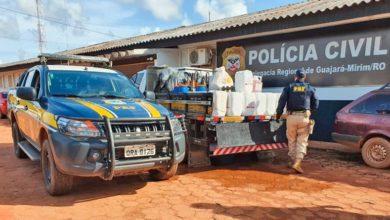 Photo of Seguimos em frente, combatendo a criminalidade: voluntariado e ocorrências policiais mobilizam PRF em Rondônia