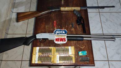 Photo of Operação Hórus: PM de cabixi apreende 4 armas de fogo após disparos em residência