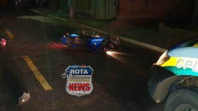 Photo of Polícia recupera motocicleta e prende ladrões minutos após roubo em Vilhena