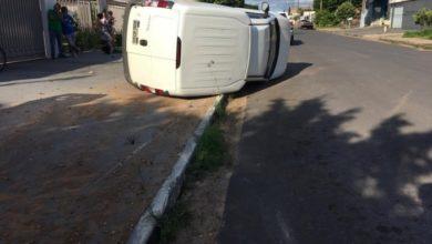 Photo of Em Ji-Paraná, colisão entre veículos quase termina em tragédia