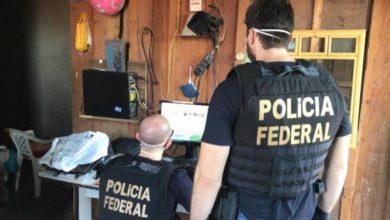Photo of PF prende, em cidade de Rondônia, homem acusado de aliciar crianças e distribuir pornografia infantojuvenil pelo mundo
