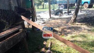 Photo of Homem é encontrado morto ao lado de casa incendiada em assentamento na cidade de Chupinguaia