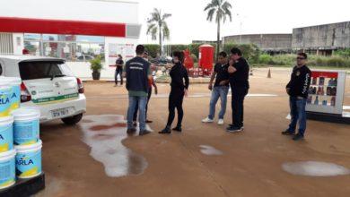 Foto de Polícia Civil e PROCON realizam operação para saber por que o preço da gasolina não caiu em Porto Velho