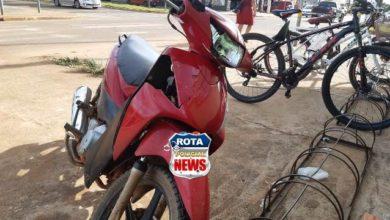 Photo of Acidente é registrado no cruzamento da avenida Curitiba com a avenida Vitória Régia