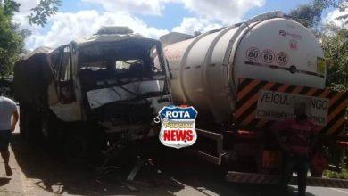 Photo of Grave acidente é registrado na BR-364 próximo ao distrito do Guaporé