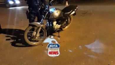 Photo of Motociclista inabilitado avança preferencial e atinge carro no bairro BNH em Vilhena