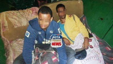 Foto de Dois fugitivos do presídio de Colorado do Oeste são presos na Bolívia em operação da polícia