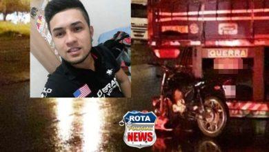 Photo of Jovem que perdeu a vida em acidente na cidade de Vilhena era amante de esportes com moto