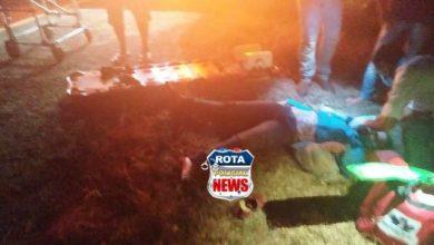 Photo of Acidente na RO-370 deixa mulher com ferimentos na área rural de Colorado do Oeste