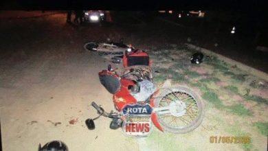 Foto de Entregador avança preferencial e é atingido por motocicleta na avenida Paraná