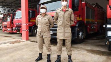 Foto de Superação e inspiração: mãe e filho constroem trajetória no Corpo de Bombeiros Militar de Rondônia