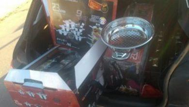 Photo of Grupo é detido pela polícia vendendo panelas e faqueiros supostamente falsificados