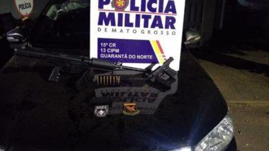 Foto de Polícia de Mato Grosso prende quadrilha de Rondônia envolvida em roubo de aviões