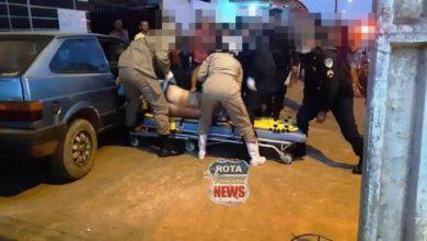 Photo of Urgente: conflito entre vizinhos em Vilhena termina com 4 baleados e um ferido, criança de 4 anos foi atingida