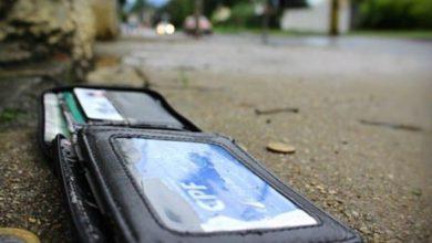 Photo of Idoso perde carteira com documentos e R$ 300,00 e pede a ajuda da população em Vilhena