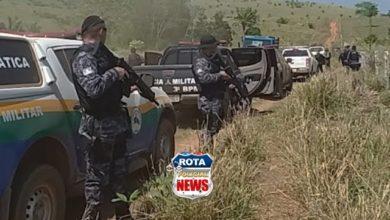 Photo of Posseiros soltam gado na estrada após invadirem lote em Chupinguaia