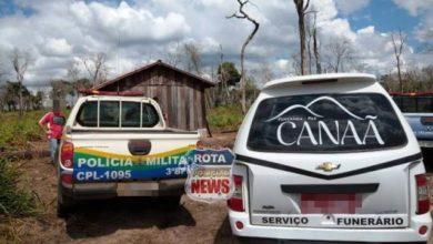 Foto de Trabalhador braçal é encontrado morto em sítio na área rural de Chupinguaia