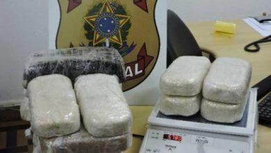 Foto de PF deflagra operação contra traficantes internacionais; carregamento com 100 kg de cocaína foi apreendido em Vilhena, em 2017