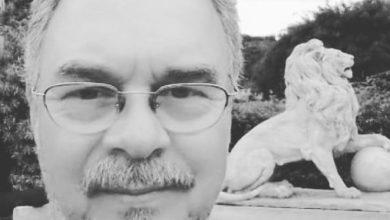 Foto de Luizinho Goebel lamenta a morte do dentista Rui José Veit