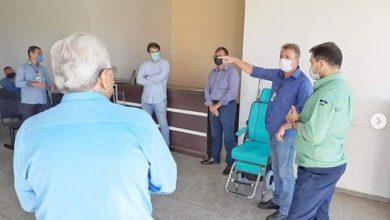 Photo of Luizinho Goebel visita aeroporto em Vilhena e solicita melhorias e adequações ao Governo
