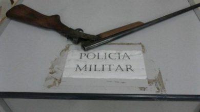 Photo of Polícia apreende espingarda e munições ilegais com funcionário de fazenda em Vilhena