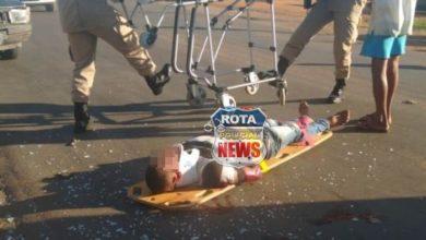 Photo of Ciclista fica em estado grave após acidente em ponto crítico da BR-174, motorista fugiu