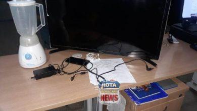 Foto de Em Colorado do Oeste, polícia identifica criminosos e recupera produtos furtados