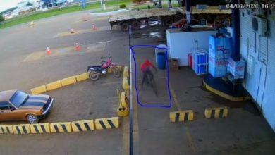 Photo of Ladrão é flagrado furtando bicicleta no pátio de posto em Vilhena
