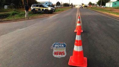 Photo of PRF intensifica ações na BR-174 para evitar acidentes e garantir a segurança no trânsito