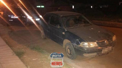 Photo of Motorista atinge carro, tenta fugir mas é abordado por PM e retorna ao local