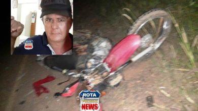 Foto de Polícia identifica motociclista que morreu em acidente na cidade de Cerejeiras