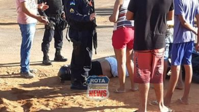 Photo of Urgente: motociclista é alvejado por vários disparos de arma de fogo em Vilhena