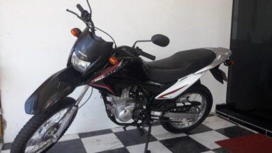 Photo of Estudante tem motocicleta furtada após ir visitar namorada em Vilhena