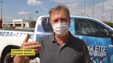 Photo of Luizinho Goebel destaca importância das ações que fortalecem o setor leiteiro no município