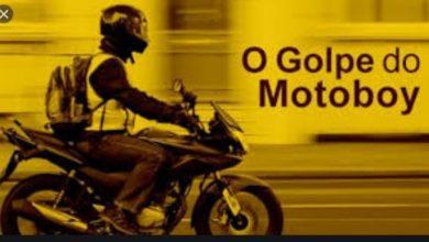 """Foto de """"Golpe do Motoboy"""" mostrado no Fantástico faz vítimas em Vilhena; uma delas perdeu quase R$ 9 mil"""