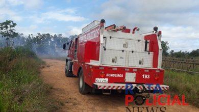 Foto de Idosos são presos após serem flagrados incendiando terrenos baldios em Vilhena