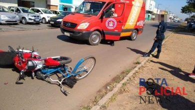 Foto de Dois acidentes foram registrados nesta manhã de sexta-feira, em Vilhena