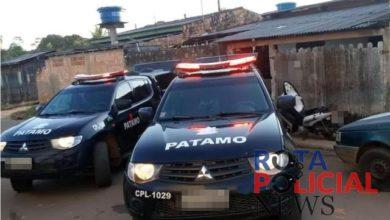 Foto de Polícia prende acusado de tráfico de drogas no bairro Alto Alegre