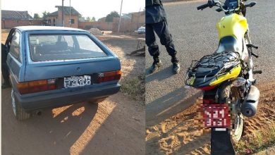 Foto de Polícia Militar recupera moto táxi e automóvel minutos após serem furtados em Vilhena