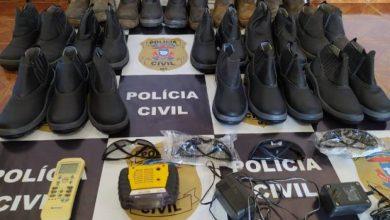 Photo of Rapaz de 19 anos, condenado por furto em Vilhena,  é preso por arrombar banco e filial da Amaggi em Mato Grosso