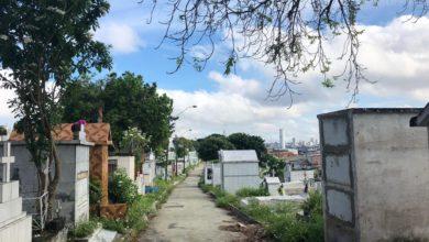 Photo of Homem retira corpo da avó de túmulo e dança com cadáver em Manaus