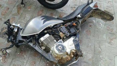 Foto de Em Vilhena, mulher encontra desmanche de motos em casa desocupada e aciona a polícia