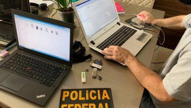 Foto de PF deflagra operação e cumpre mandado em Rondônia, médico é investigado por pornografia infantil