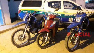 Photo of Brilhante ação da Polícia Militar resulta na recuperação de três motocicletas roubadas em Vilhena