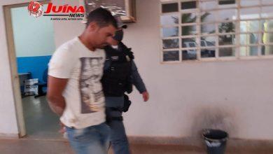 Photo of Golpista que furtou carro e foi preso em Juína é acostumado a praticar tais crimes