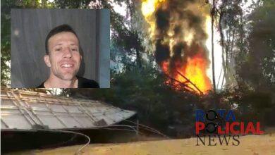 Foto de Motorista vilhenense morre carbonizado após carreta tombar e pegar fogo em Sinop