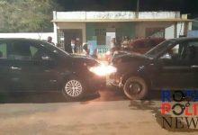 Photo of Vídeo: Motorista embriagado perde o controle da direção e atinge veículo frontalmente na avenida Melvin Jones